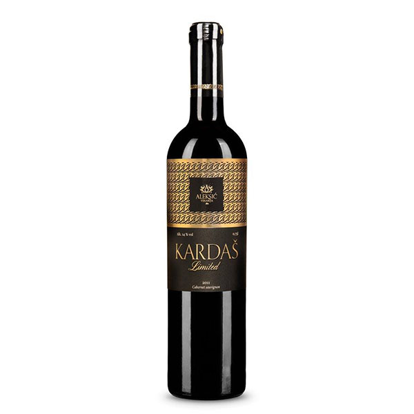 Aleksić Kardas Limited 0.75 L Vinarija Aleksić