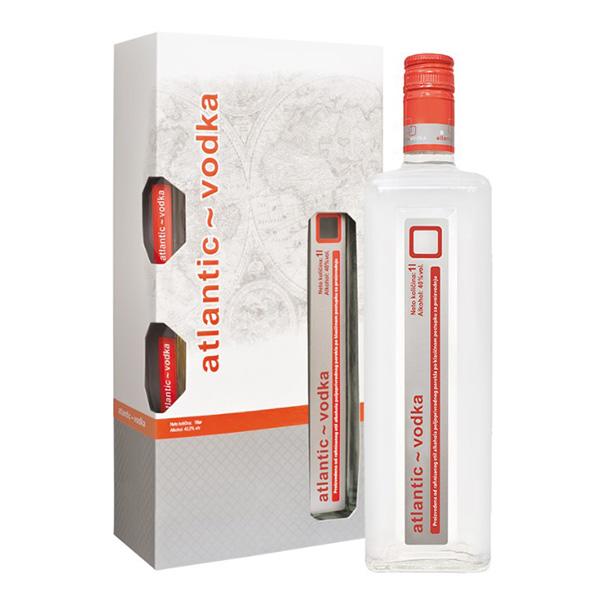 Atlantik Vodka 1 L