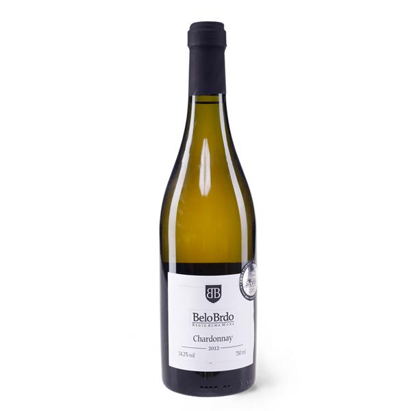 Belo Brdo Chardonnay 0.7 L Belo Brdo