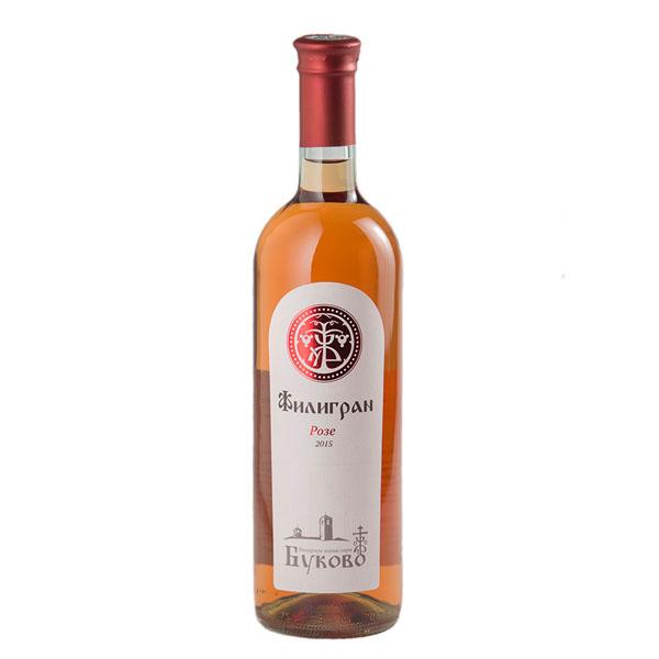 Bukovski Roze Filigran 0.75 L Manastir Bukovo