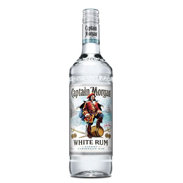 Captain Morgan White 0.7 L