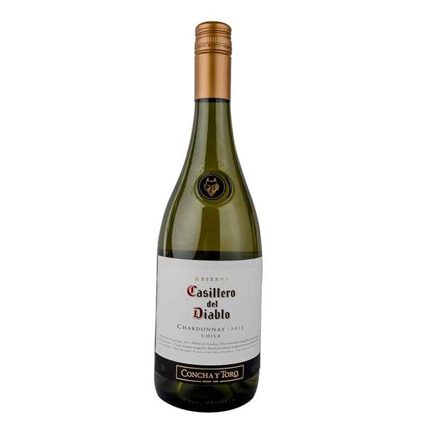 Casillero Chardonnay Reserva 0.7 L Concha Y Toro