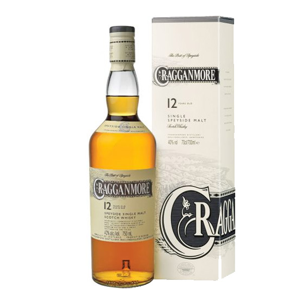 Cragganmore Whisky 0.75 L