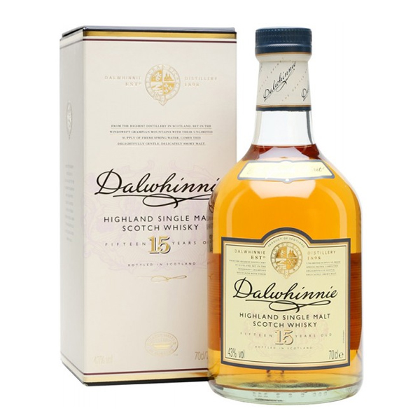 Dalwhinnie 15 YO 0.7 L