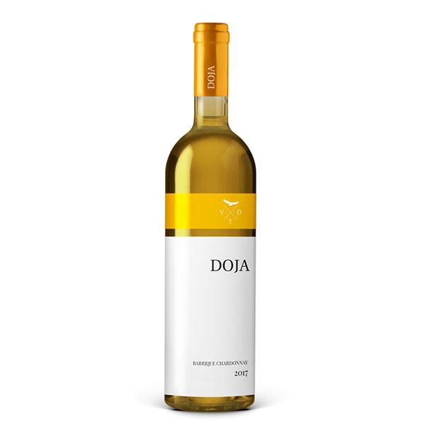 Doja Chardonnay Barique 0.75 L Vinarija Doja