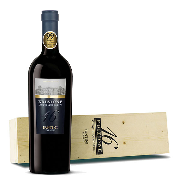 Edizione Cinque 0.75 L Farnese vini s.r.l.
