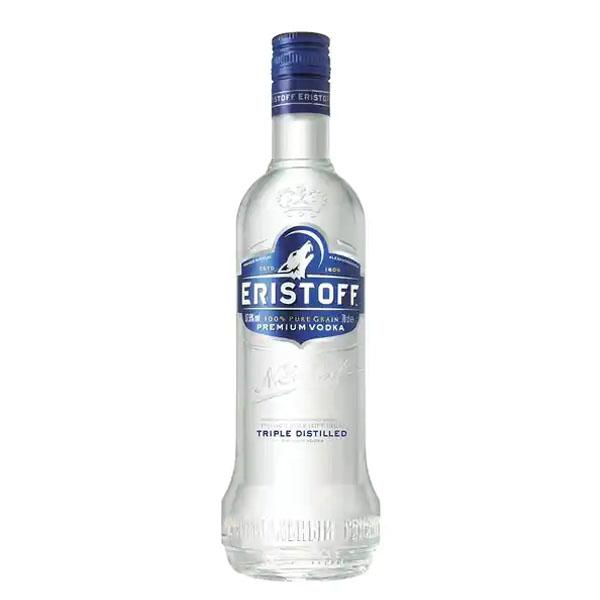 Eristoff Vodka 0.7 L
