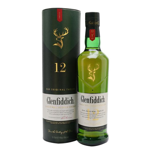Glenfiddich 12yo 0.7 L