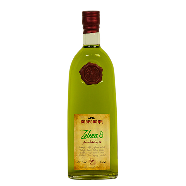 Gospodska Zelena 8 0.7 L