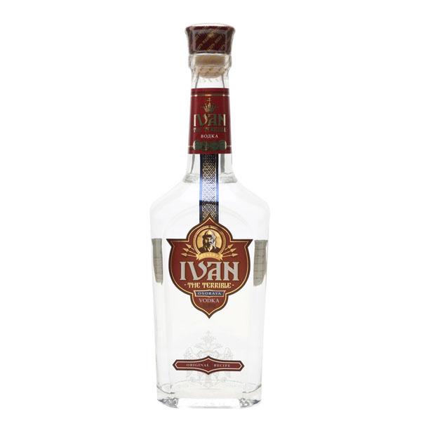 Ivan The Terrible Votka 0.7 L