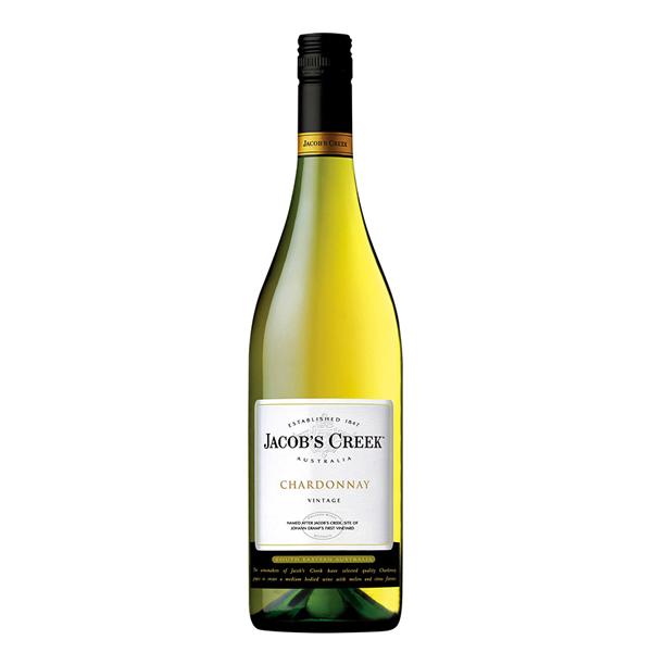 Jacob S Creek Chardonnay 0.75 L Jacobs Creek