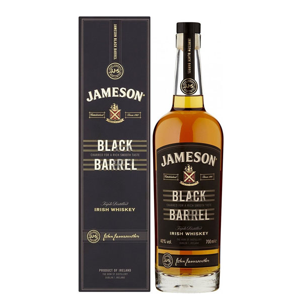 Jameson Black Barrel 0.7 L