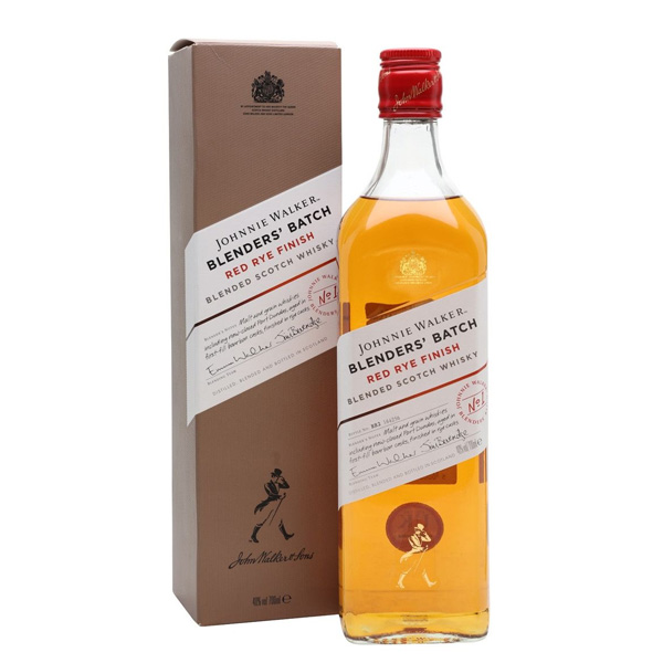 Johnnie Walker Blenders Batch 0.7 L