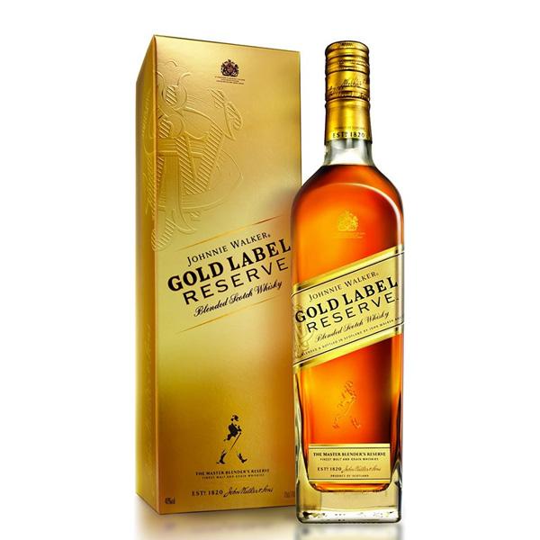 Johnnie Walker Gold Reserve 0.7 L