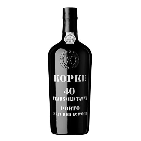 Kopke 40 Years Old Porto 0.75 L Sogevinus Fine Wine