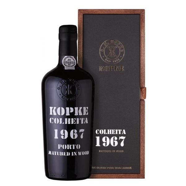 Kopke Colheita 1967 Porto 0.75 L Sogevinus Fine Wine
