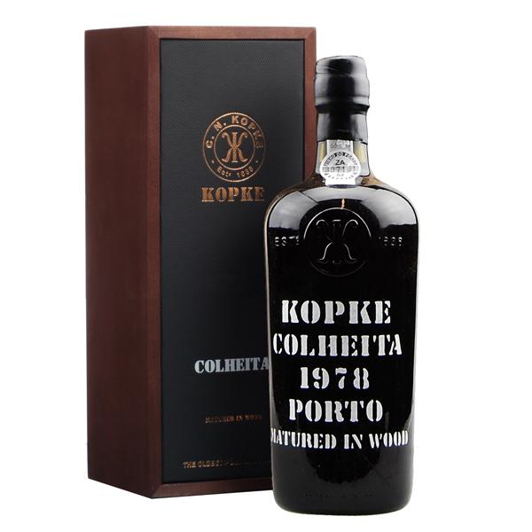 Kopke Colheita 1978 Porto 0.75 L Sogevinus Fine Wine
