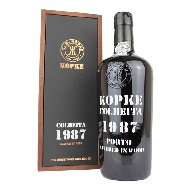 Kopke Colheita 1987 Porto 0.75 L Sogevinus Fine Wine