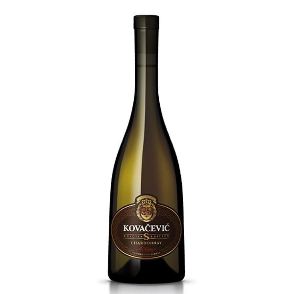 Kovacević Chardonnay Edicija S 0.75 L Vinarija Kovačević