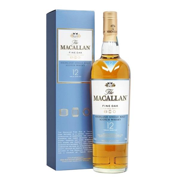 Macallan 12 YO 0.7 L