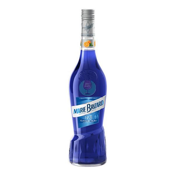 Marie Brizard Curacao Blue 0.7 L