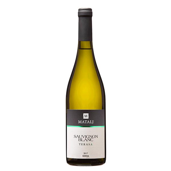 Matalj Terasa Sauvignon Blanc 0.75 L Matalj