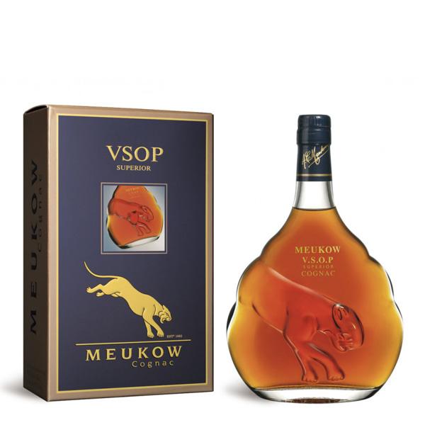 Meukow Cognac Vsop 0.7 L