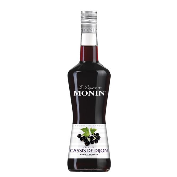 Monin Like Creme De Cassis De Dijon 0.7 L