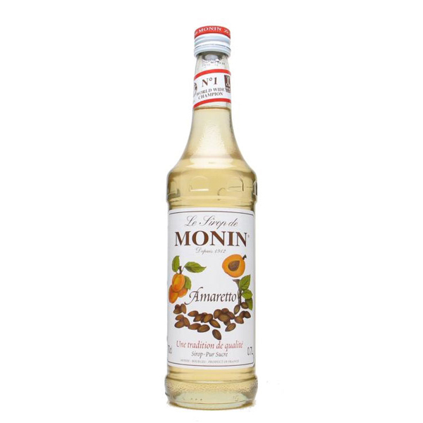 Monin Liker Amareto 0.7 L
