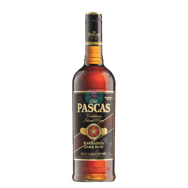 Old Pascas Dark Rum 0.7 L