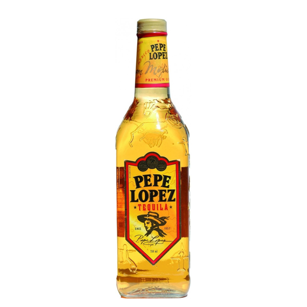 Pepe Lopez Gold 0.7 L