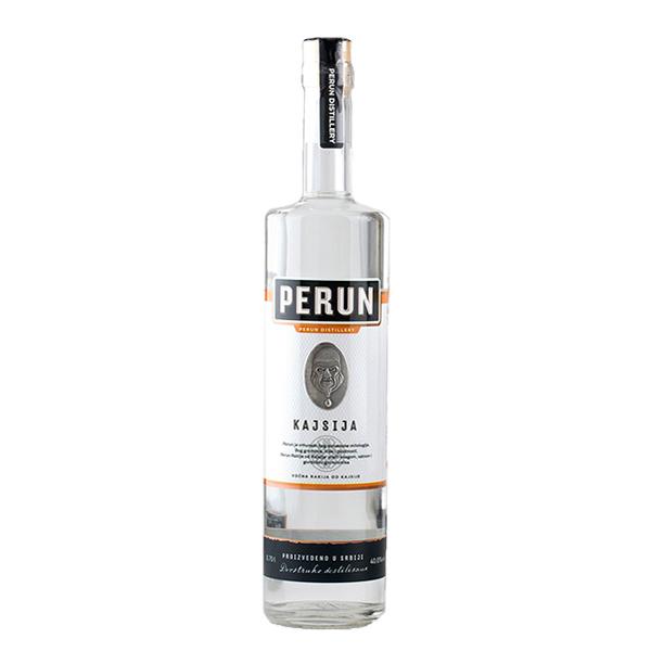 Perun Rakija Kajsija 0.7 L