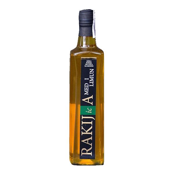 Rakijica Med I Limun 0