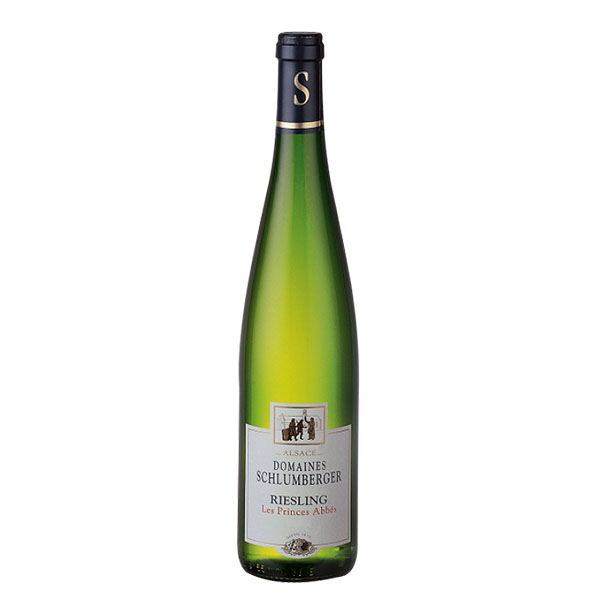 Schlumberger Riesling Les Princes Abbes 0.75 L Domaines Schlumberger