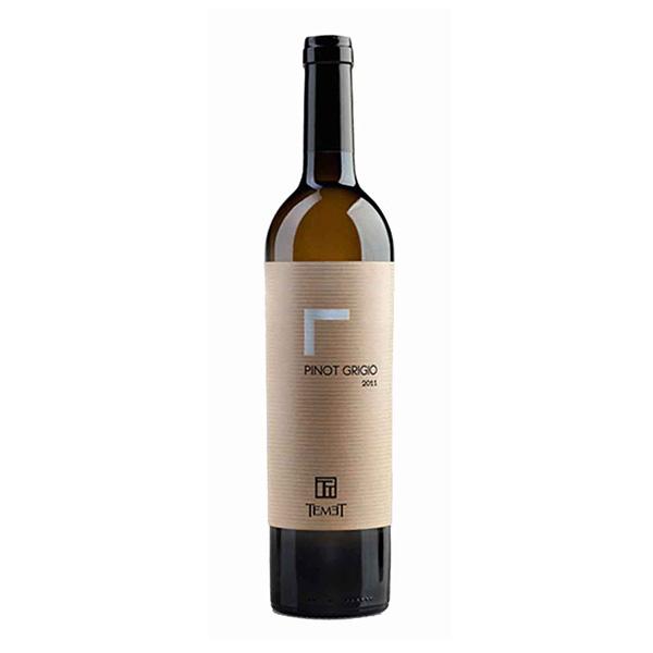 Temet Pinot Grigio 0.75 L Vinarija Temet
