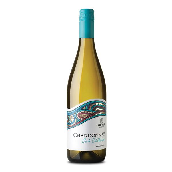 Tikveš Oak Chardonnay Special Selection 0.75 L Tikveš
