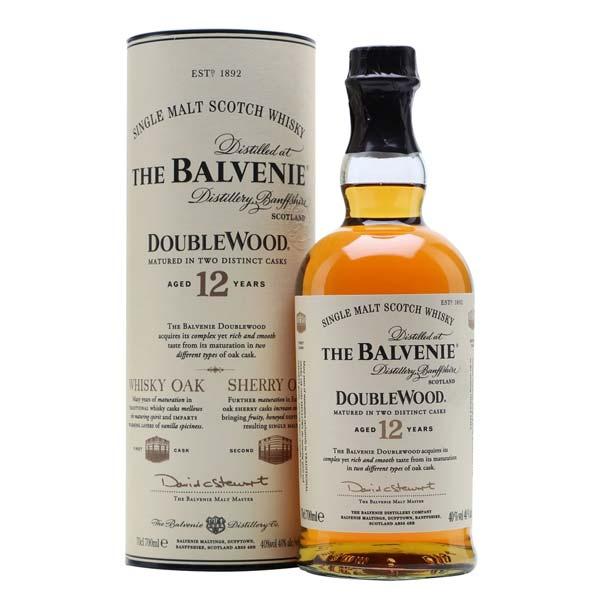Balvenie Whisky 12 YO 0,7L