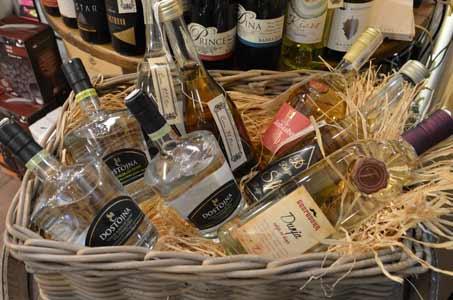 Barrique Wine and Fine internet prodaja rakije