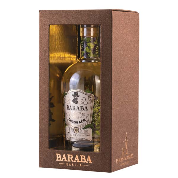 Baraba Loza Lux Kutija 0,7l