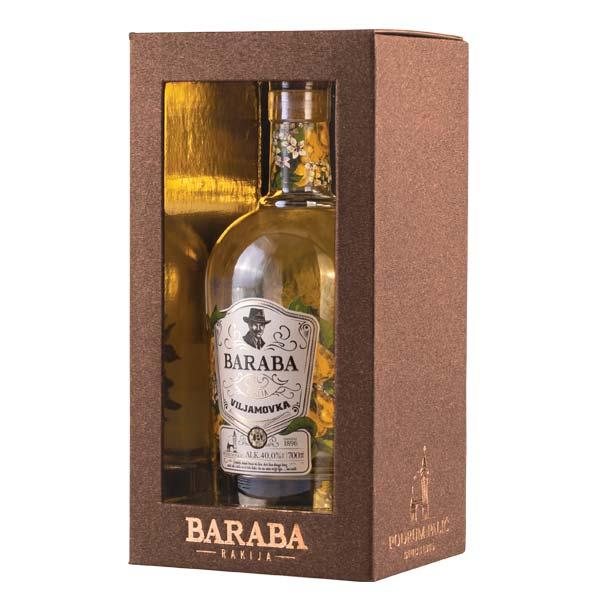 Baraba Viljamovka Lux Kutija 0,7l