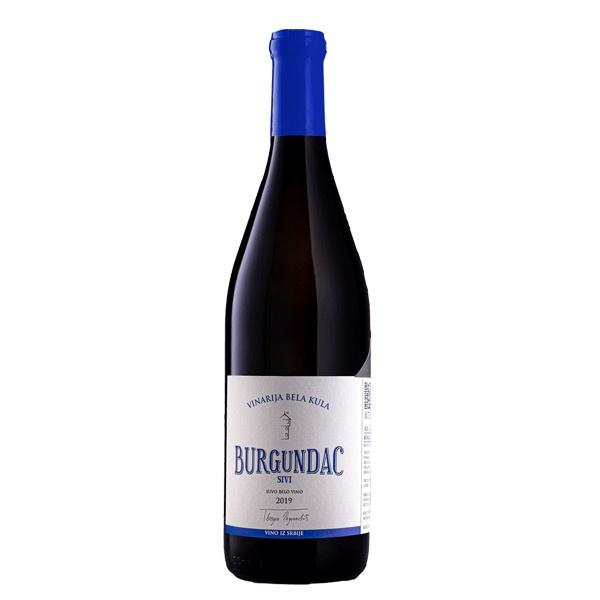 Bela Kula Burgundac 0,75l