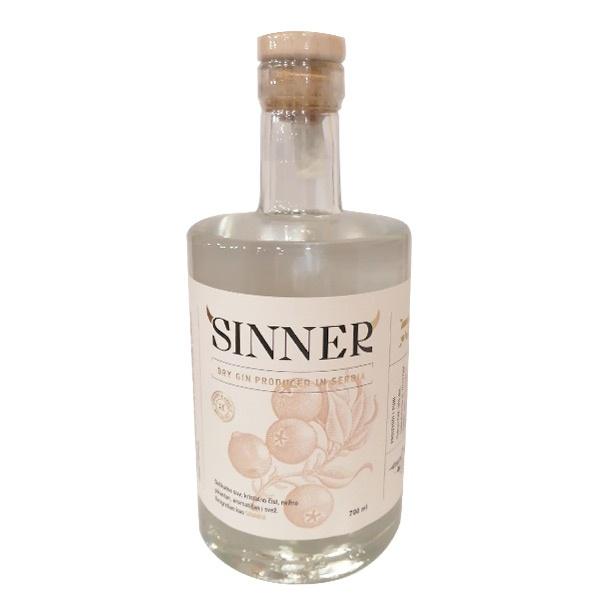 Sinner Gin 0,7l